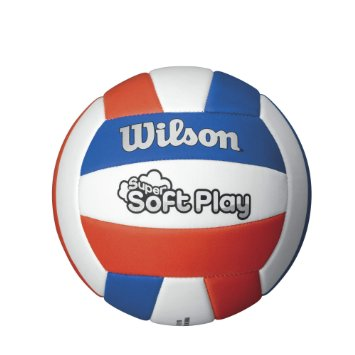 Pilota voleibol escolar WILSON SUPER SOFT PLAY