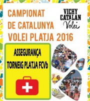 SEGURO ACCIDENTES TORNEO DE PLAYA