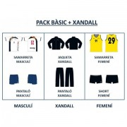 PACK BÀSIC SCORE + CHANDALL