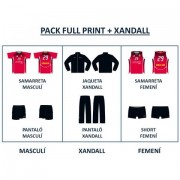 PACK FULL PRINT SCORE + CHANDALL